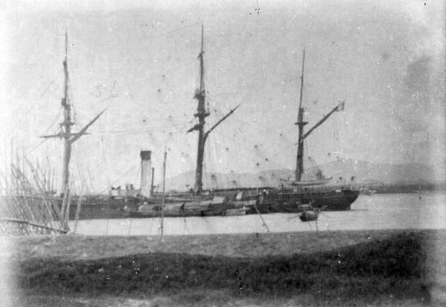 Loạt ảnh cổ xưa nhất được biết đến về Hải Phòng - Ảnh 1.