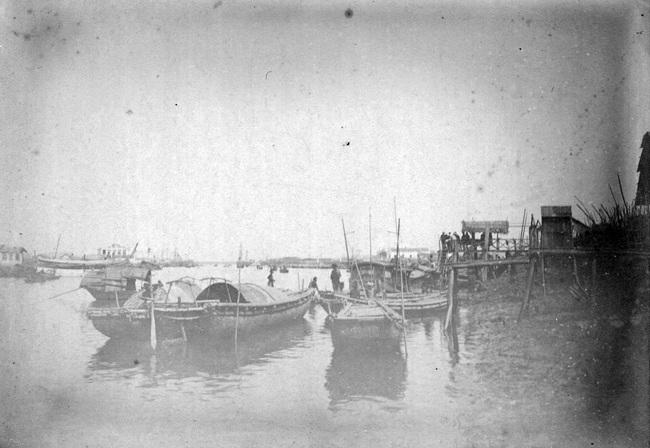 Loạt ảnh cổ xưa nhất được biết đến về Hải Phòng - Ảnh 7.