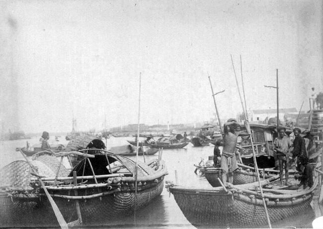 Loạt ảnh cổ xưa nhất được biết đến về Hải Phòng - Ảnh 8.