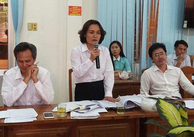 CẬP NHẬT: Bình Phước họp báo vụ ông Lương Hữu Phước nhảy lầu tử vong tại trụ sở TAND tỉnh - Ảnh 2.