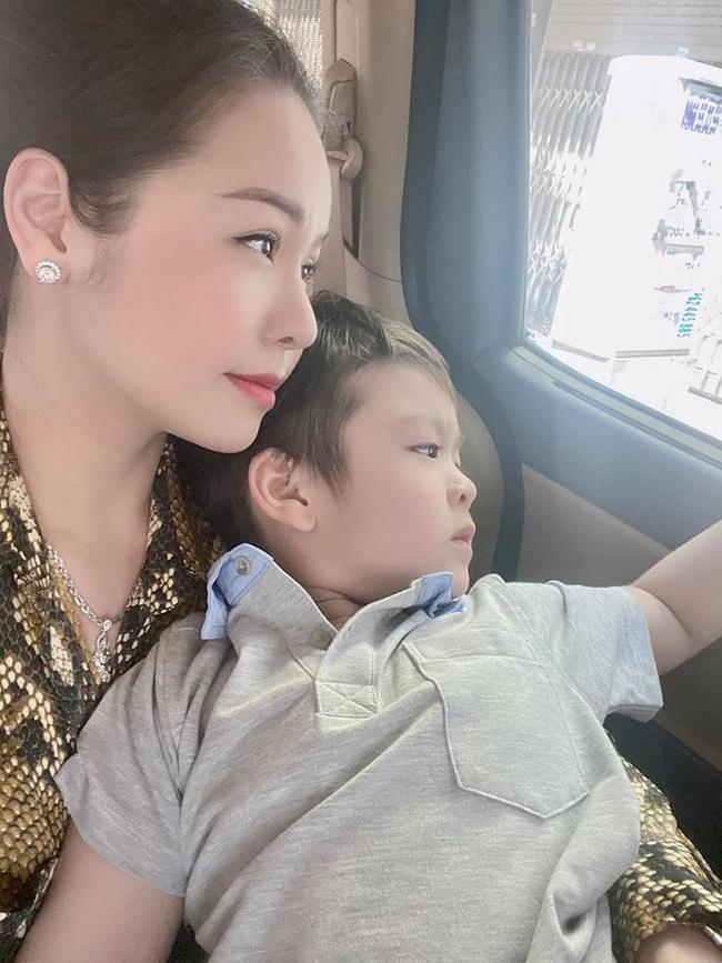 Nhật Kim Anh tiết lộ góc khuất hậu ly hôn, tố gia đình chồng cũ tiếp tục ngăn cấm gặp con trai - Ảnh 1.