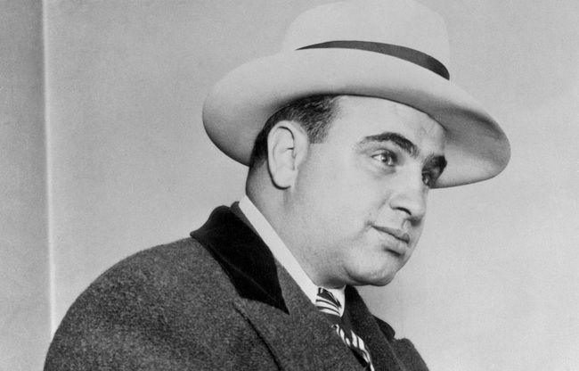 Truy tìm kho tài sản bí mật của trùm tội phạm khét tiếng Al Capone - Ảnh 1.