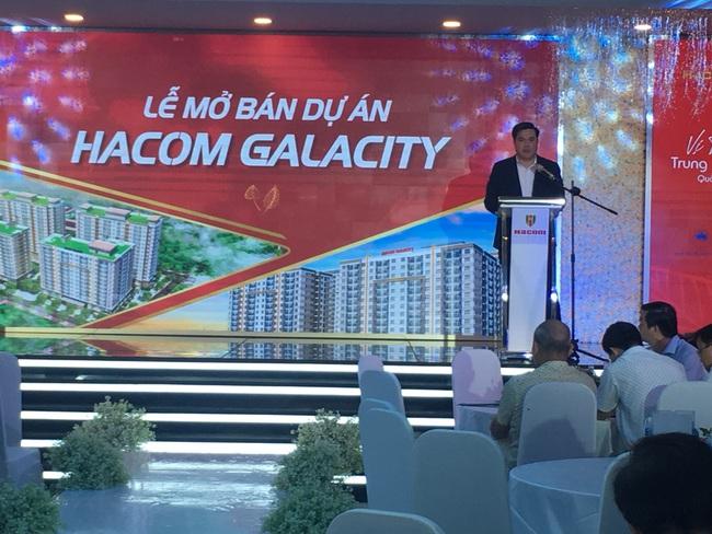 Ninh Thuận: Mở bán dự án Hacom Galacity - Ảnh 1.
