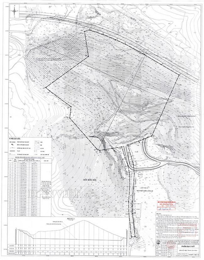 Vụ khai thác đất đá tại núi Hang Hùm: Tranh cãi gay gắt về hợp đồng - Ảnh 2.