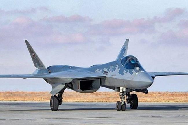 """Báo Mỹ coi tiêm kích tàng hình Su-57 của Nga là """"nỗi thất vọng lớn""""! - Ảnh 1."""