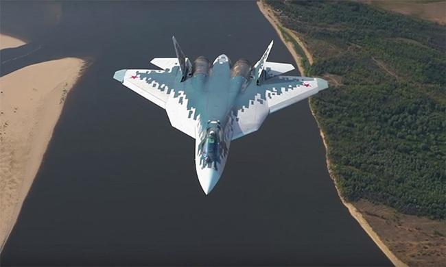 """Báo Mỹ coi tiêm kích tàng hình Su-57 của Nga là """"nỗi thất vọng lớn""""! - Ảnh 2."""