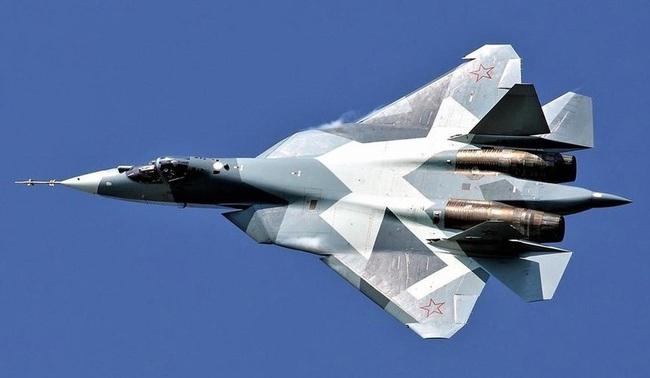 """Báo Mỹ coi tiêm kích tàng hình Su-57 của Nga là """"nỗi thất vọng lớn""""! - Ảnh 5."""