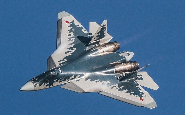 """Báo Mỹ coi tiêm kích tàng hình Su-57 của Nga là """"nỗi thất vọng lớn""""! - Ảnh 6."""