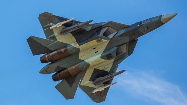 """Báo Mỹ coi tiêm kích tàng hình Su-57 của Nga là """"nỗi thất vọng lớn""""! - Ảnh 10."""