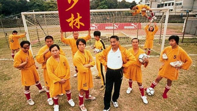 """""""Đội bóng Thiếu Lâm"""": Bóng đá tuyệt mỹ và ảo tưởng của Trung Quốc - Ảnh 1."""