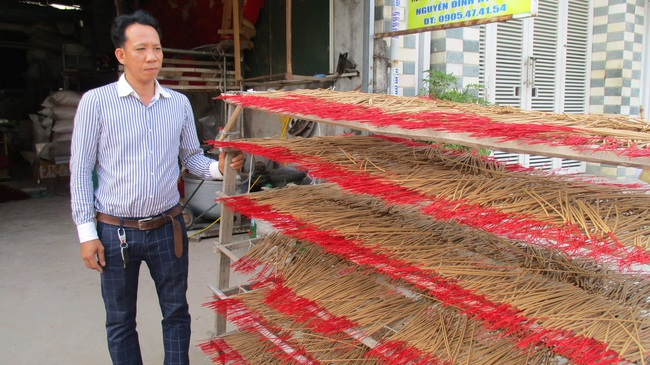 """Quảng Nam: Kỹ sư cầu đường quyết bỏ nghề về quê làm trầm hương, """"đút tút"""" tiền tỷ mỗi năm  - Ảnh 7."""