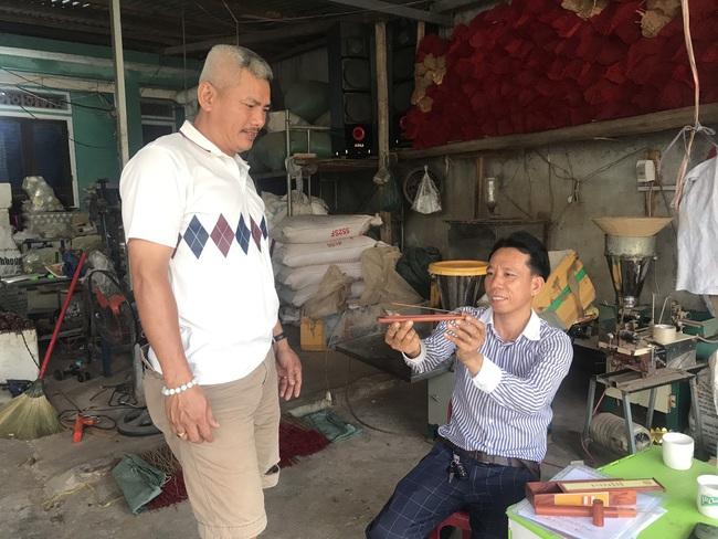 """Quảng Nam: Kỹ sư cầu đường quyết bỏ nghề về quê làm trầm hương, """"đút tút"""" tiền tỷ mỗi năm  - Ảnh 8."""