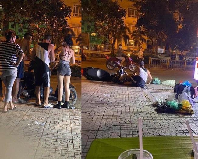 Lương Bằng Quang – Ngân 98 bị 10 người vây đánh giữa đường, có thái độ xem thường sự giúp đỡ? - Ảnh 1.