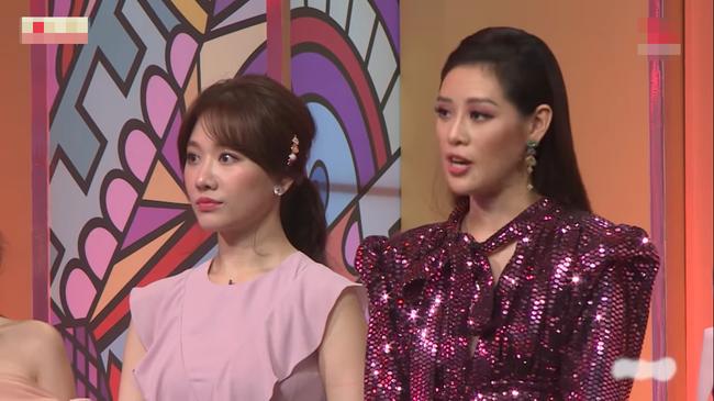 """Trường Giang bóc mẽ Lâm Vỹ Dạ """"đút lót"""" Hoa hậu Khánh Vân trong hậu trường - Ảnh 2."""