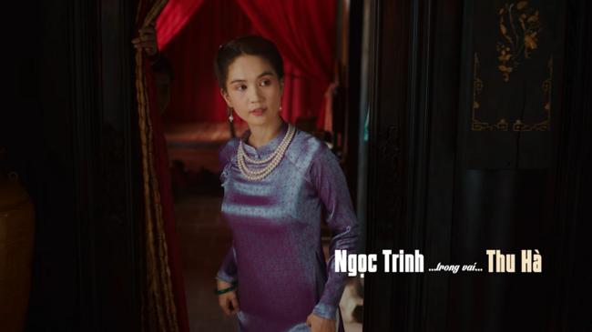 """Chi Pu hóa thân thôn nữ Ba Trà, úp mở mối quan hệ với Ngọc Trinh trong teaser """"Cung đàn vỡ đôi"""" - Ảnh 2."""