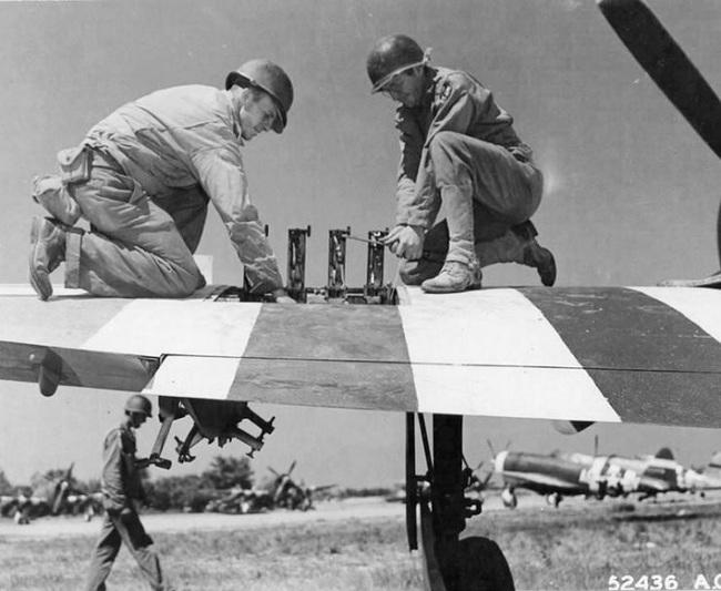 Điểm yếu chí tử tiêm kích chủ lực của Mỹ trong CTTG 2 - Ảnh 4.