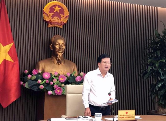 """Phó Thủ tướng Trịnh Đình Dũng: Làm nông thôn mới mà """"nợ"""" tiêu chí, đó là bệnh thành tích  - Ảnh 1."""