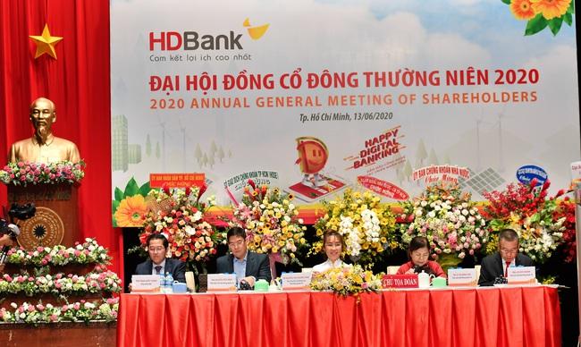 Dự kiến, hết tháng 6 HDBank đạt trên 2.300 tỷ đồng lợi nhuận trước thuế - Ảnh 1.