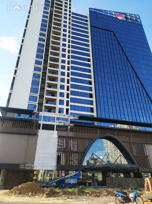"""Hàng trăm hộ dân về ở trong """"siêu"""" dự án Hinode City xây dựng sai phép đang chờ """"hợp thức"""" - Ảnh 3."""
