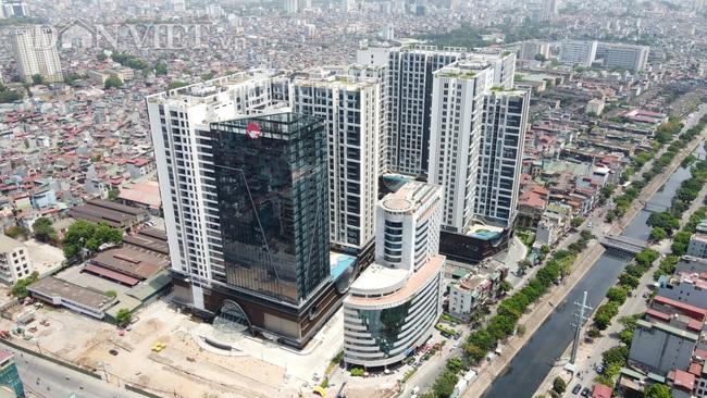 """Hàng trăm hộ dân về ở trong """"siêu"""" dự án Hinode City xây dựng sai phép đang chờ """"hợp thức"""" - Ảnh 1."""
