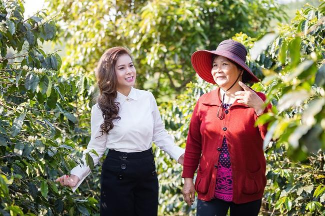 Bà Lê Hoàng Diệp Thảo khởi động dự án giúp 100.000 phụ nữ khởi nghiệp chỉ với 5 triệu đồng - Ảnh 1.