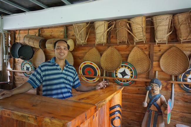 Đà Nẵng: Khôi phục nghề dệt thổ cẩm Cơ Tu gắn với phát triển du lịch homestay - Ảnh 6.