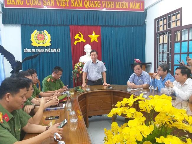 Công an Tam Kỳ nói về hành trình bắt tù nhân Triệu Quân Sự - Ảnh 3.