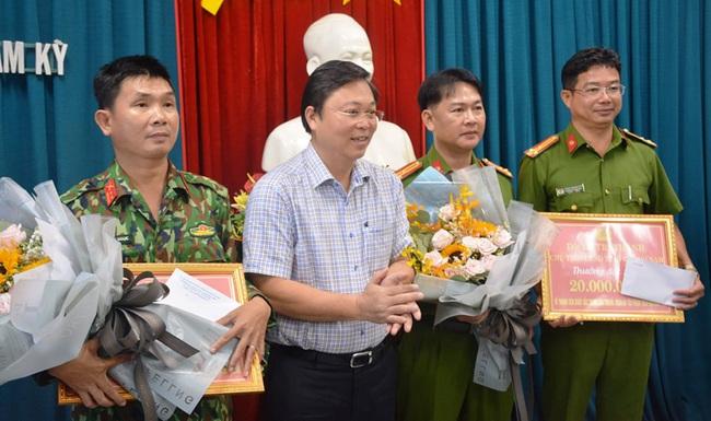 Công an Tam Kỳ nói về hành trình bắt tù nhân Triệu Quân Sự - Ảnh 2.