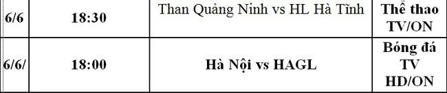 Lịch phát sóng trực tiếp vòng 3 V.League và vòng 1 Hạng nhất Quốc gia - Ảnh 3.
