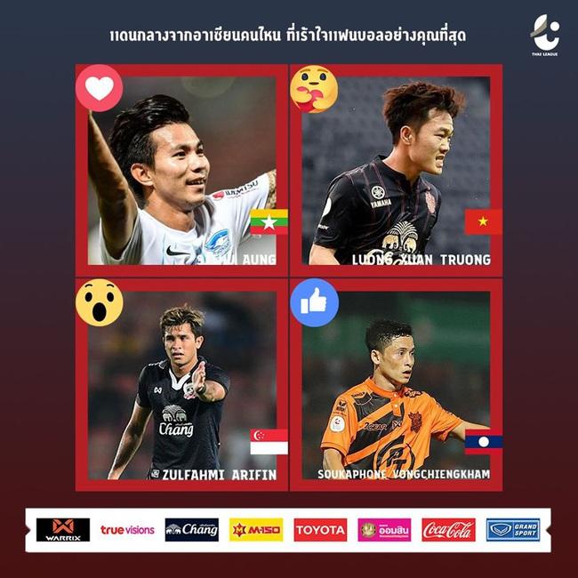 Xuân Trường được tôn vinh, NHM Thái Lan tiếc ngẩn ngơ - Ảnh 1.