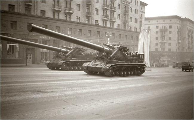 Kinh hãi khẩu pháo hạt nhân của Liên Xô thời chiến tranh Lạnh - Ảnh 3.