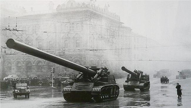 Kinh hãi khẩu pháo hạt nhân của Liên Xô thời chiến tranh Lạnh - Ảnh 4.