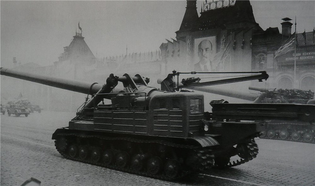 Kinh hãi khẩu pháo hạt nhân của Liên Xô thời chiến tranh Lạnh - Ảnh 6.