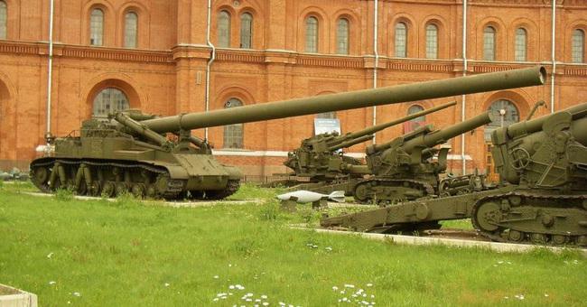 Kinh hãi khẩu pháo hạt nhân của Liên Xô thời chiến tranh Lạnh - Ảnh 7.