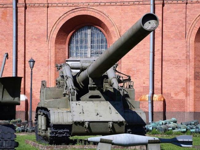 Kinh hãi khẩu pháo hạt nhân của Liên Xô thời chiến tranh Lạnh - Ảnh 8.