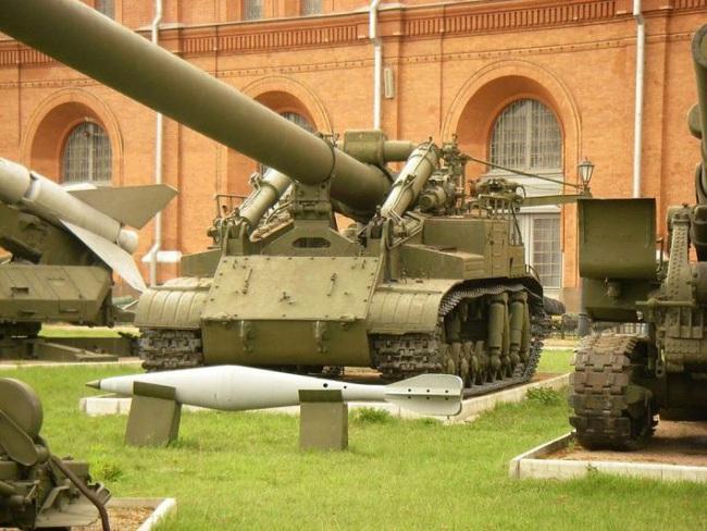 Kinh hãi khẩu pháo hạt nhân của Liên Xô thời chiến tranh Lạnh - Ảnh 9.