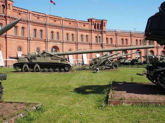 Kinh hãi khẩu pháo hạt nhân của Liên Xô thời chiến tranh Lạnh - Ảnh 10.