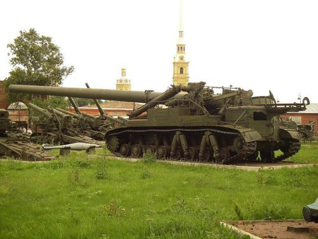Kinh hãi khẩu pháo hạt nhân của Liên Xô thời chiến tranh Lạnh - Ảnh 11.