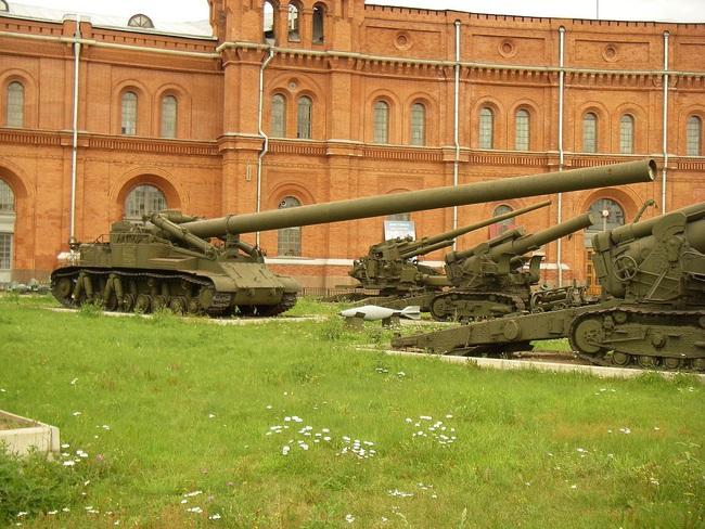 Kinh hãi khẩu pháo hạt nhân của Liên Xô thời chiến tranh Lạnh - Ảnh 12.