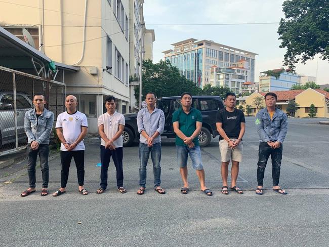Gia đình 1 doanh nhân Sài Gòn bị nhóm đối tượng bắt cóc cướp 35 tỷ đồng trên cao tốc - Ảnh 1.