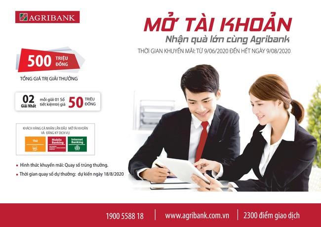 """""""Giao dịch cực nhanh – Nhận quà cực đã"""" cùng ứng dụng Agribank E-Mobile Banking  - Ảnh 3."""