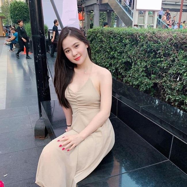 """Nhan sắc """"hotgirl"""" Thái Thảo Nguyên xuất hiện trong đoạn chat bị lộ của Quang Hải - Ảnh 14."""