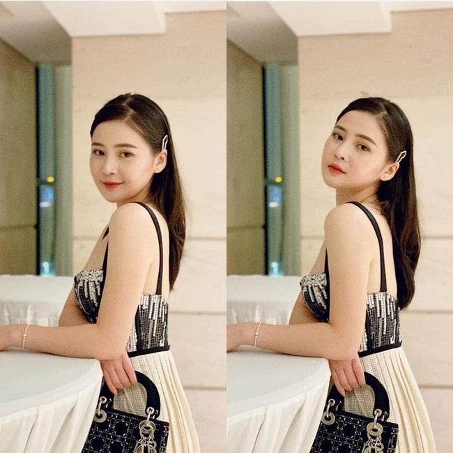 """Nhan sắc """"hotgirl"""" Thái Thảo Nguyên xuất hiện trong đoạn chat bị lộ của Quang Hải - Ảnh 12."""
