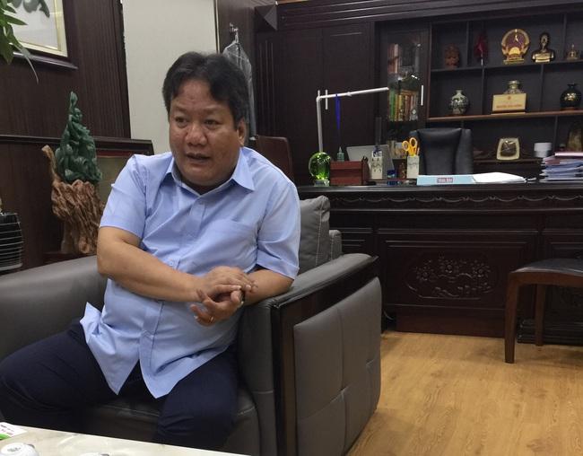 Chủ tịch UBND huyện Thanh Trì nói gì về đề xuất hợp thức hoá sai phạm cho nhiều nhà dân xây dựng trên đất công? - Ảnh 2.