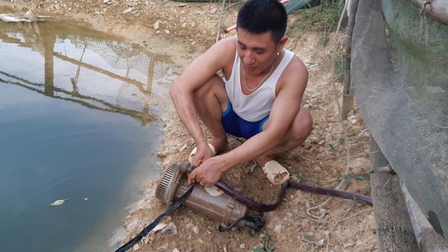 """Nắng nóng kéo dài người dân miền núi xứ Nghệ """"khát nước"""" sinh hoạt   - Ảnh 4."""