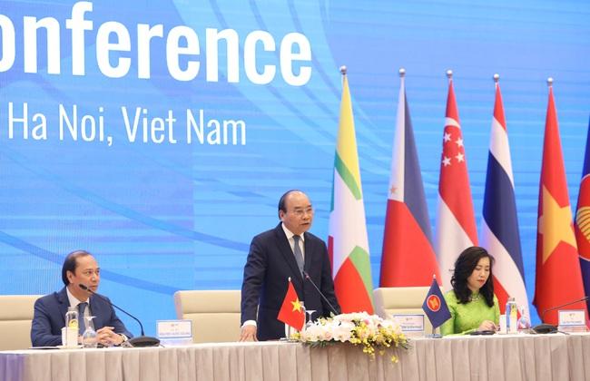 Thủ tướng: ASEAN không chọn bên nào giữa Trung Quốc và Mỹ - Ảnh 1.