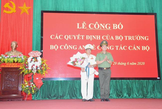 Đại tá Rah Lan Lâm làm Giám đốc Công an tỉnh Gia Lai - Ảnh 1.