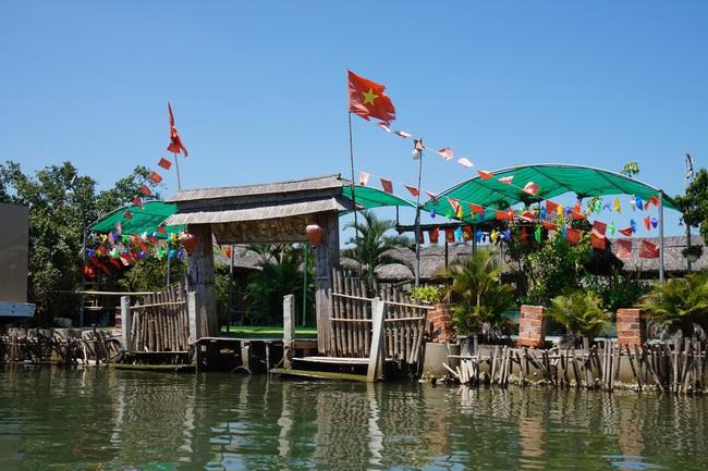 Quảng Nam: Khám phá sông nước miền Tây giữa lòng phố cổ - Ảnh 4.
