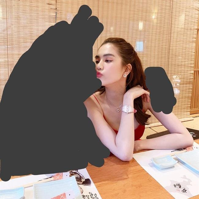 Ngọc Trinh công khai tin nhắn ngọt lịm từ bạn trai, ngầm khẳng định đang hạnh phúc trong tình yêu - Ảnh 3.
