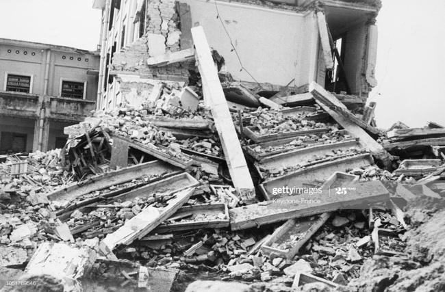 Ảnh để đời về Hà Nội trong đạn bom năm 1967 - Ảnh 4.